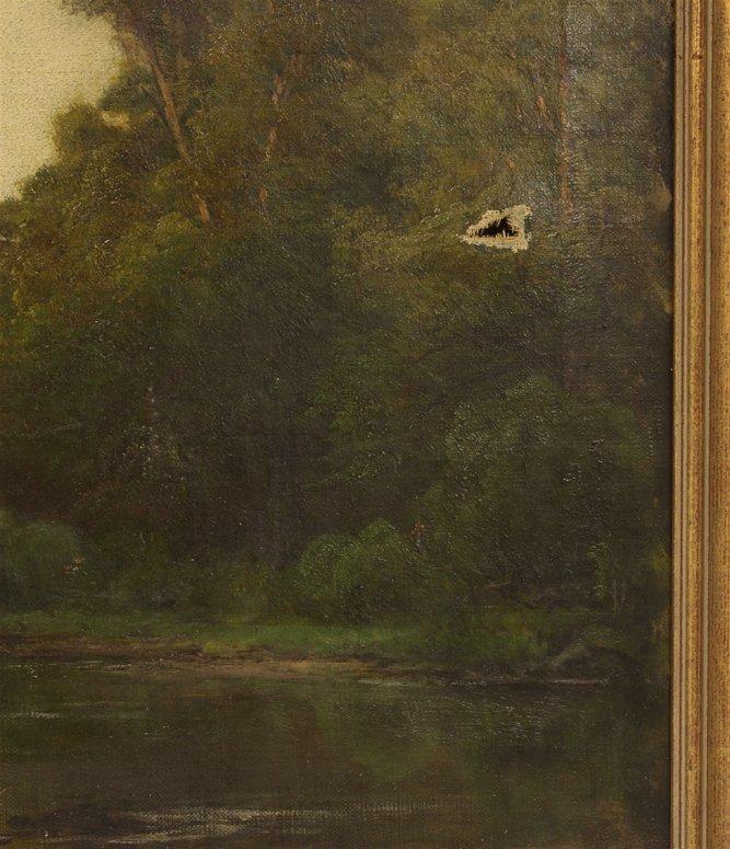 GEORGE HETZEL (American, 1826-1899) - 3