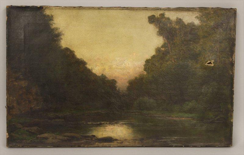 GEORGE HETZEL (American, 1826-1899) - 4