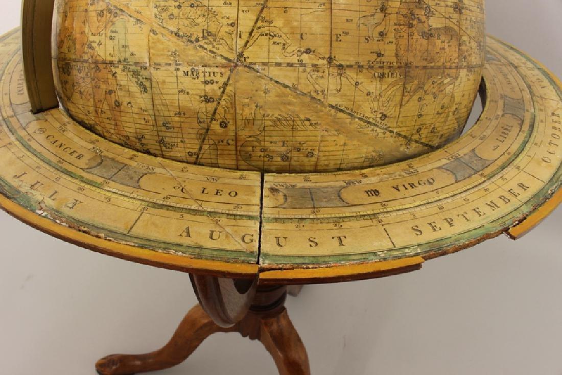 CARY   CELESTIAL TABLE GLOBE - 2