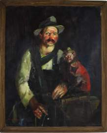 RANDALL DAVEY (American, 1887-1964)