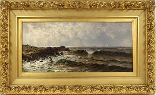 ALFRED THOMPSON BRICHER (American, 1837-1908)
