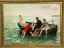 JULES SCALBERT (French, 1851-1928)