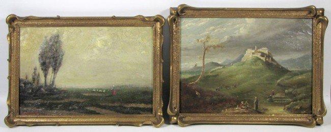 3: (on 2) THEODORE ANTOINE TSCHARNER (Belgian, 1826-190