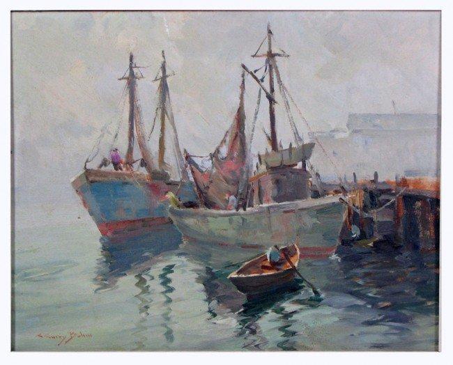 4: CLAUD CURRY BOHM (American, 1894-1971)