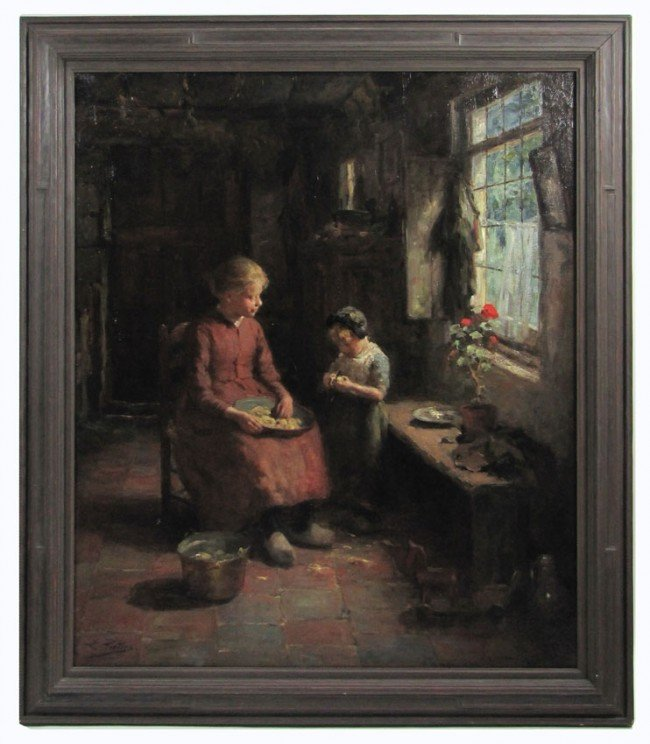 6: EVERT PIETERS (Dutch, 1856-1932)