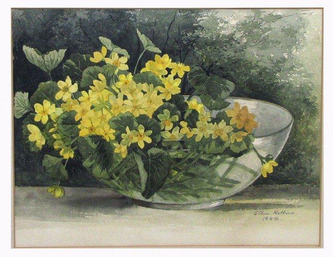 8: ELLEN ROBBINS (American, 1828-1905)
