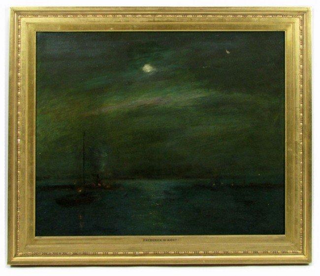 24: FREDERICK WILLIAM KOST (American, 1861-1923)