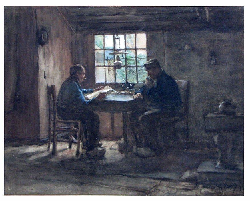 6: ANTON MAUVE (Dutch, 1838-1888)