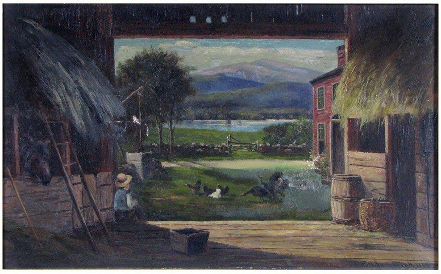10: FRANK HENRY SHAPLEIGH (American, 1842-1906)