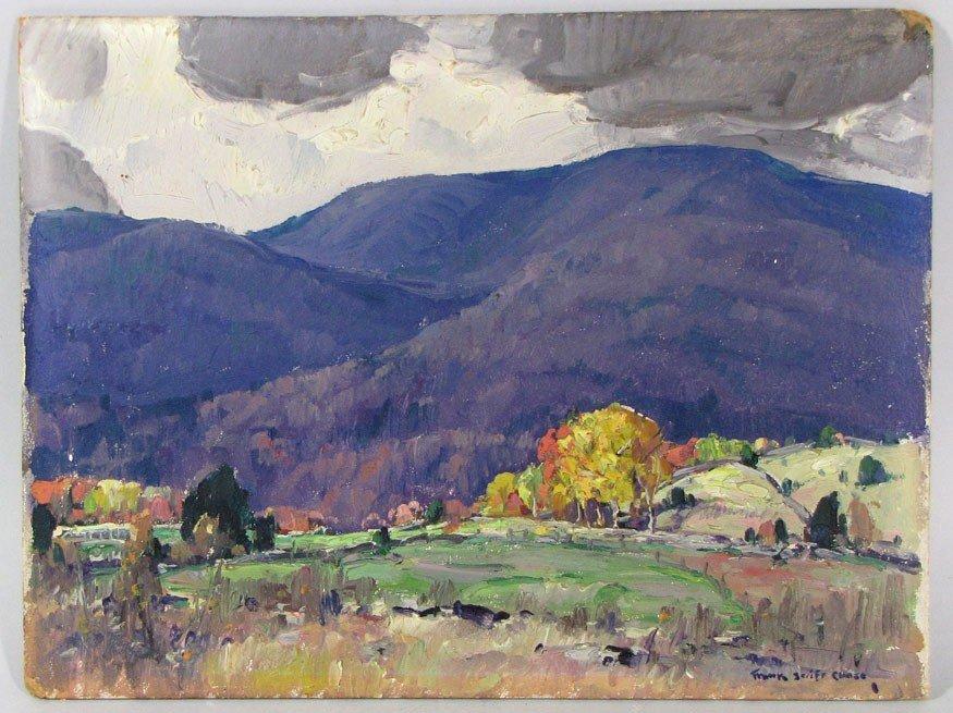 11: FRANK SWIFT CHASE (American, 1886-1958)