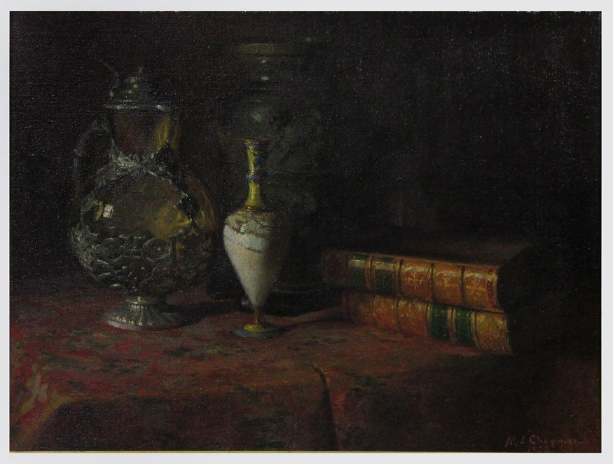 2: MINERVA JOSEPHINE CHAPMAN (American, 1858-1947)