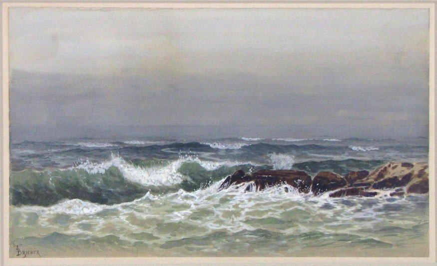 9: ALFRED THOMPSON BRICHER (American, 1837-1908)