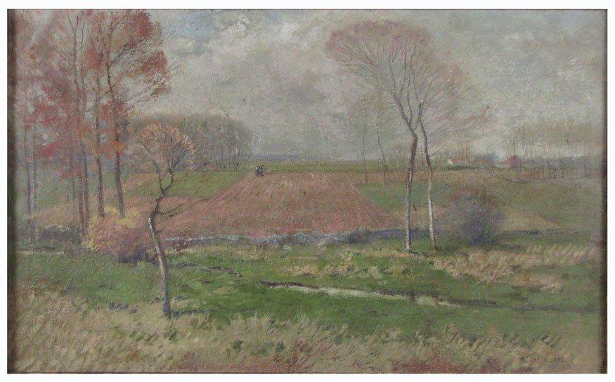 10: ALEXANDER THEOBALD VAN LAER (American, 1857-1920)