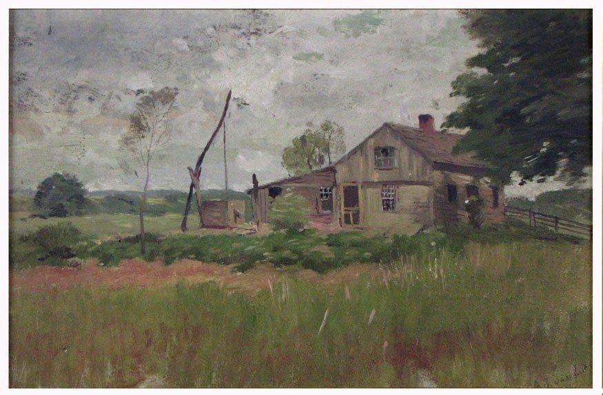 11: ALEXANDER THEOBALD VAN LAER (American, 1857-1920)