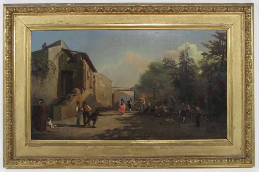 15: CAREL MAX GERLACH ANTON QUAEDVLIEG (Dutch, 1823-187 - 2