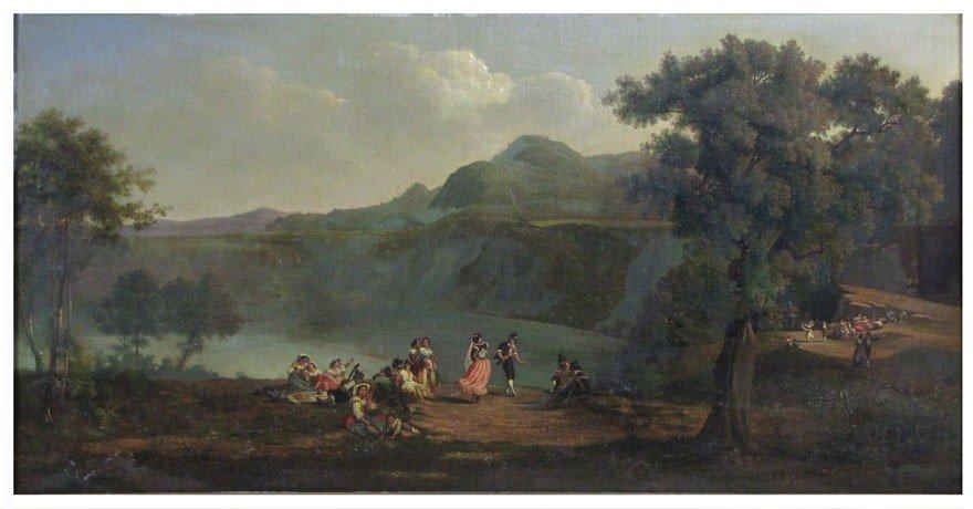 16: CAREL MAX GERLACH ANTON QUAEDVLIEG (Dutch, 1823-187