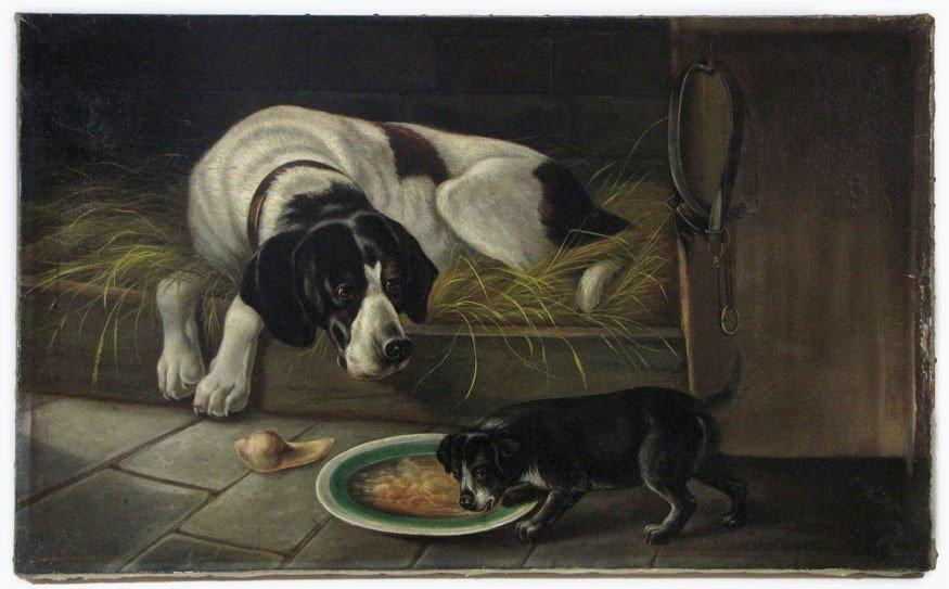 19: attrib. EDWIN HENRY LANDSEER (British, 1802-1873)