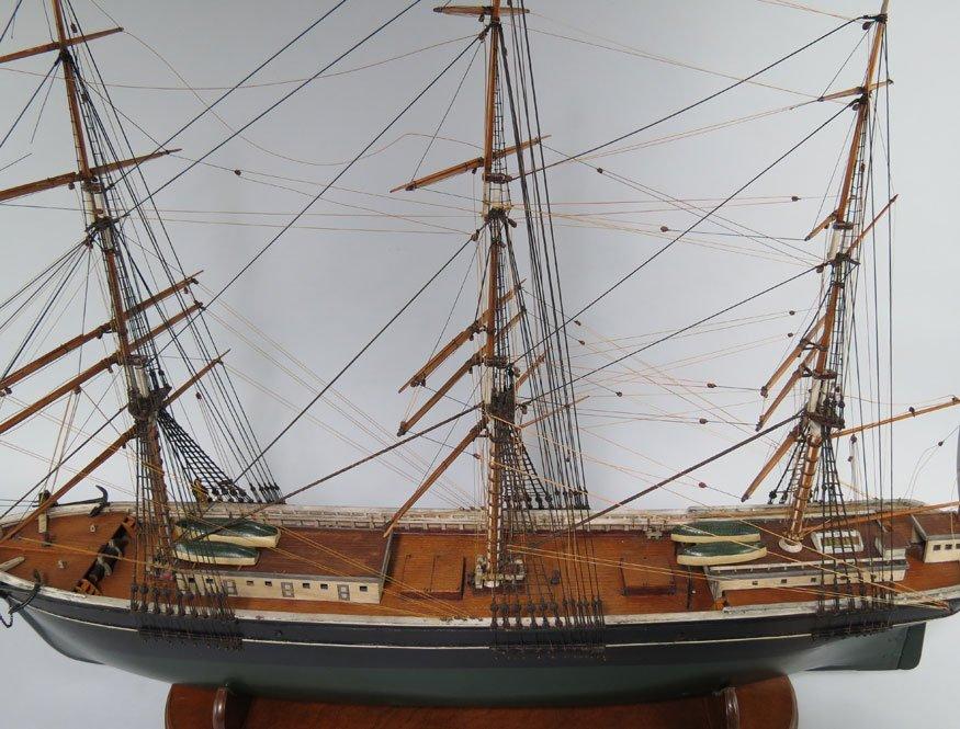 196: BOSTON SHIP MODEL, CLIPPER SHIP GLORY OF THE SEAS - 2