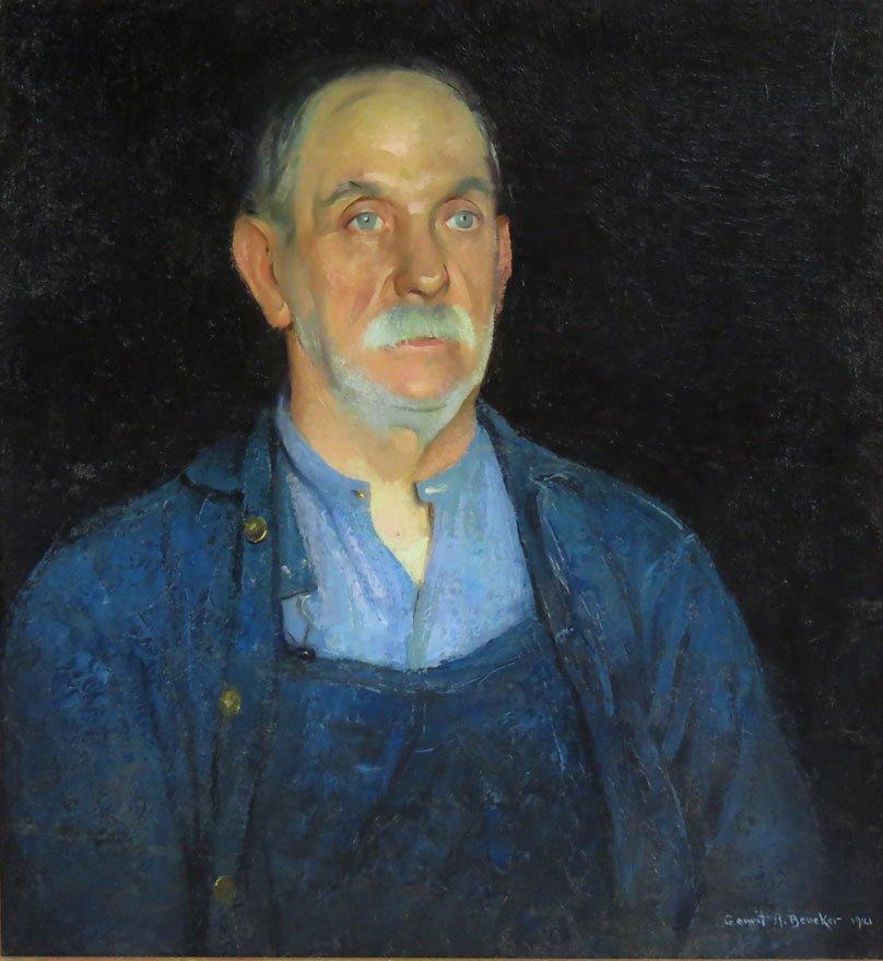 GERRIT ALBERTUS BENEKER (American, 1882-1934)