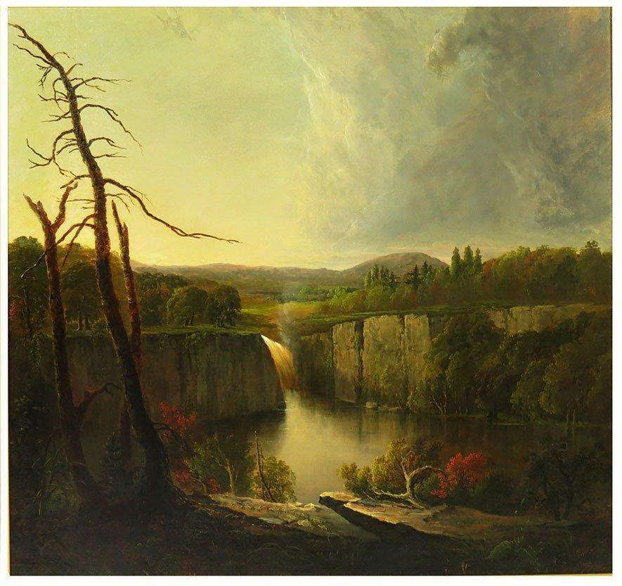 attrib. JESSE TALBOT (American, 1806-1879)