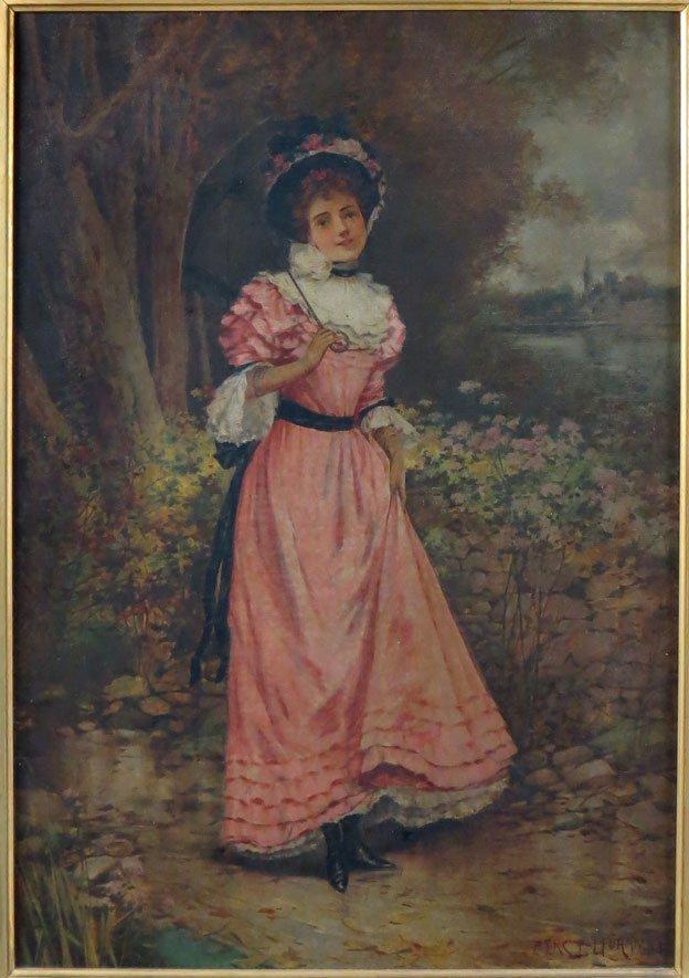 PERCY (EDWARD PERCY) MORAN (American, 1862-1935)