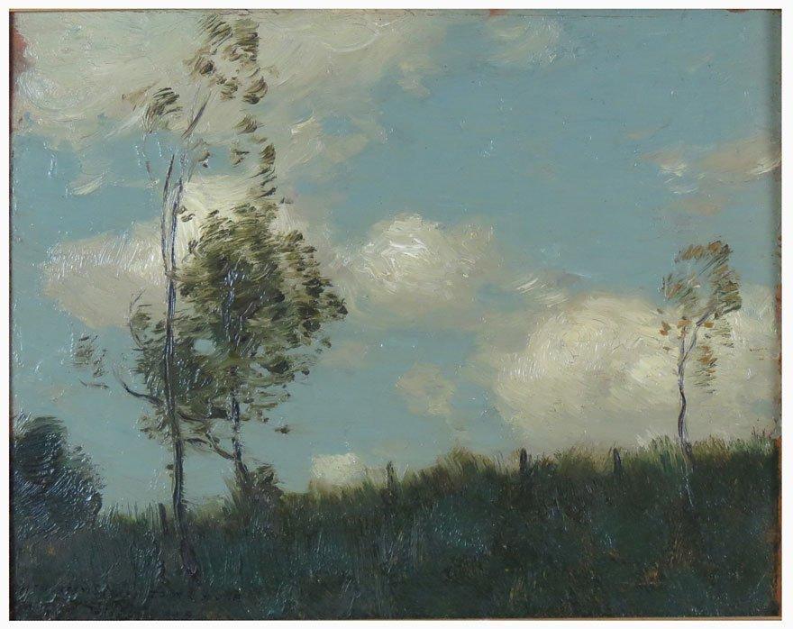 EDWARD DUFNER (American, 1872-1957)