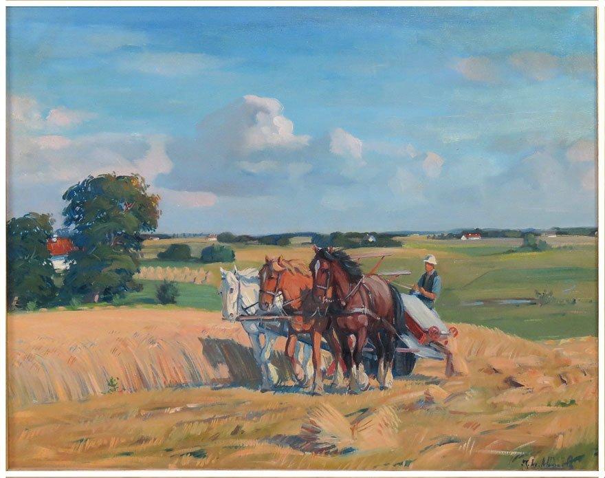 JOHANNES MEYER ANDERSEN (Danish, 1915-2005)