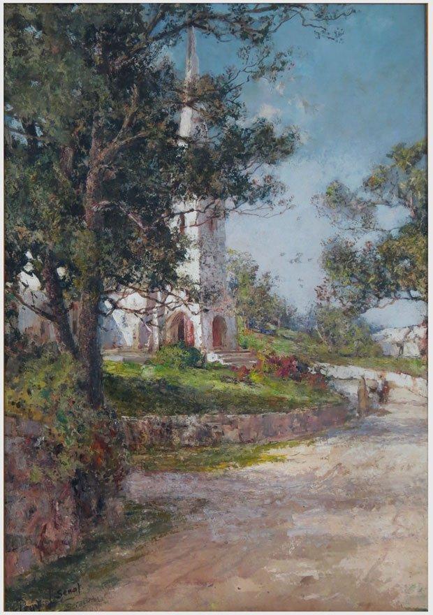 PROSPER LOUIS SENAT (American, 1852-1925)