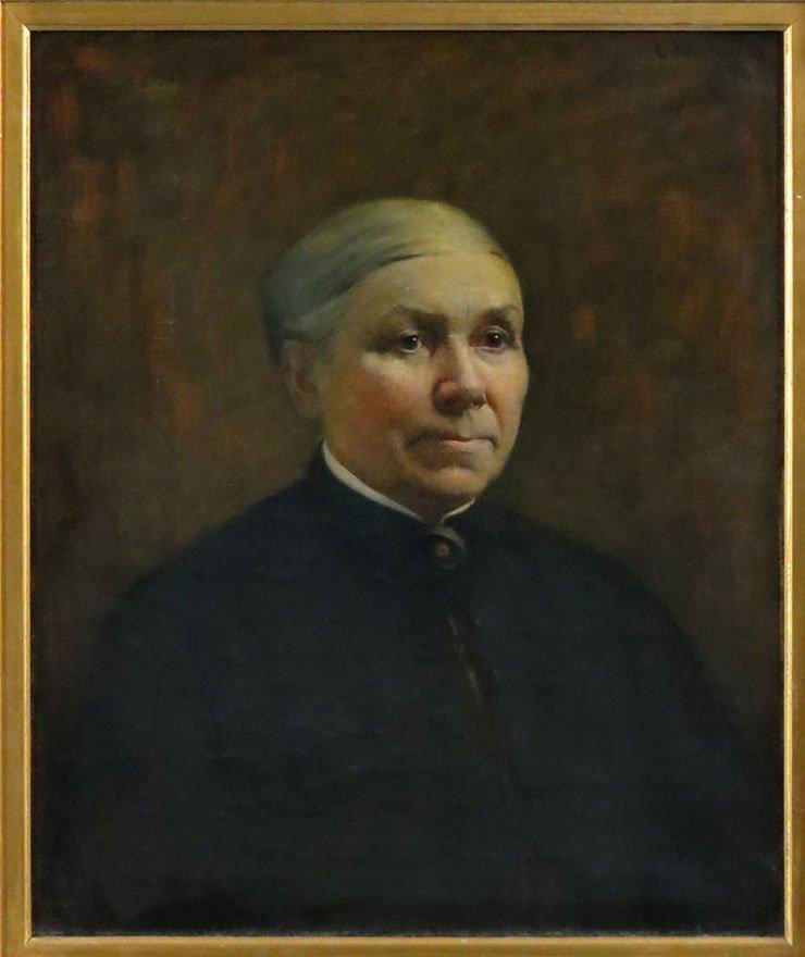 LOUIS KRONBERG (American, 1872-1965)