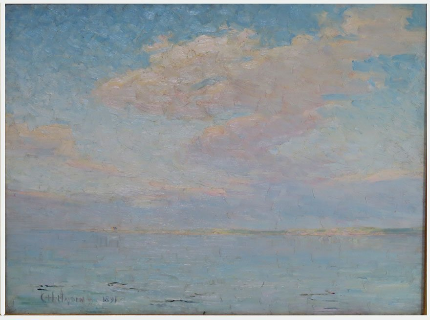 CHARLES HENRY HAYDEN (American, 1856-1901)