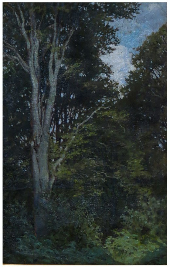 attrib. ANNA MARY RICHARDS BREWSTER (American, 1870-195