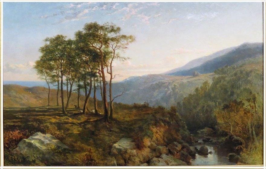 attrib. JOHN FREDERICK KENSETT (American, 1816-1872)