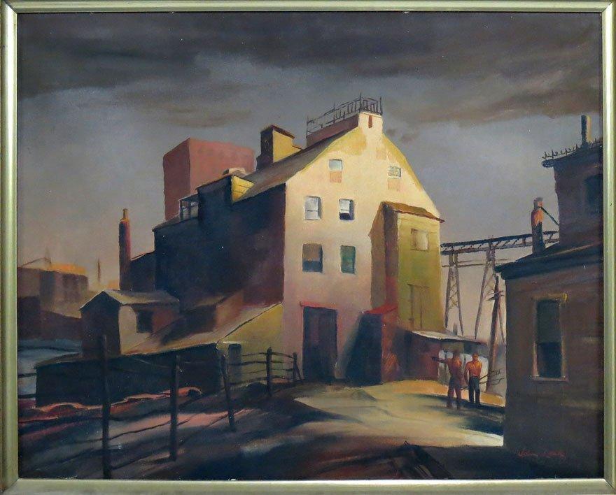 JOHN LEAR (American, 1910-2008)