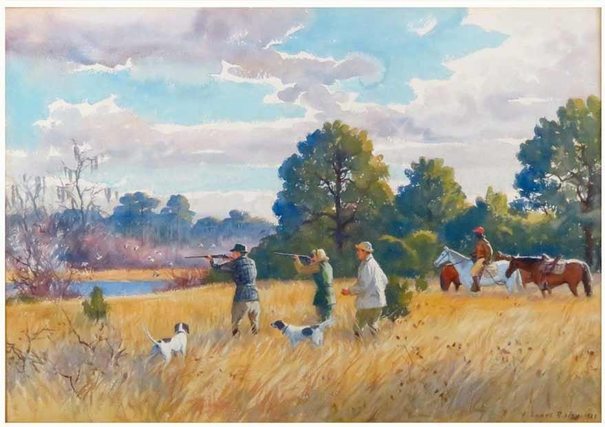 AIDEN LASSELL RIPLEY (American, 1896-1969)