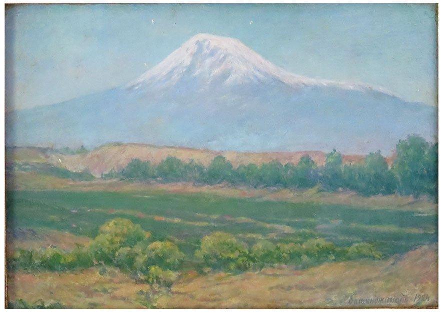 GEORGY ZAKHAROVICH BASHINZHAGYAN (Russian, 1857-1925)