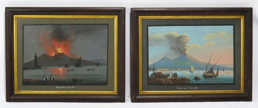 (pair) ITALIAN, 19th c.