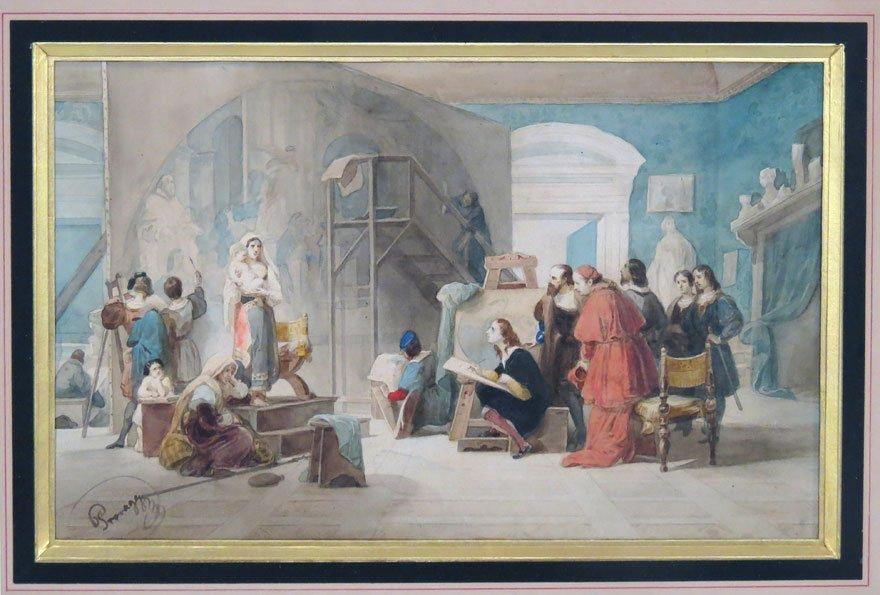 CESARE PROVAGGI (Italian, 19th c.)