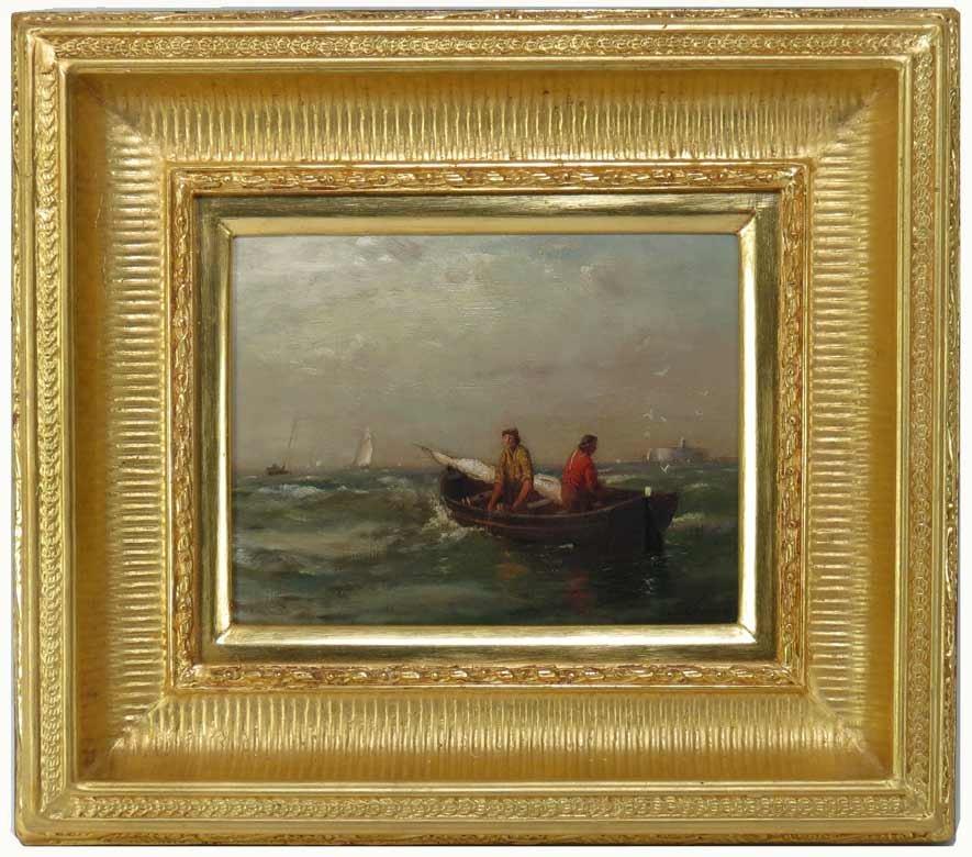 LEMUEL D ELDRED (American, 1848-1921)