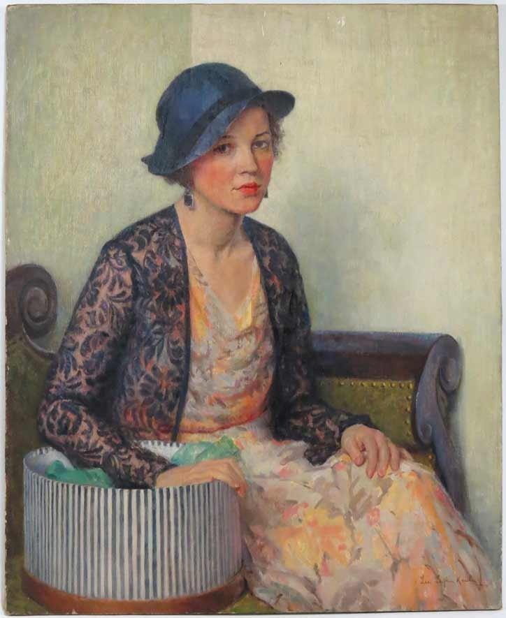 LEE LUFKIN KAULA (American, 1865-1957)