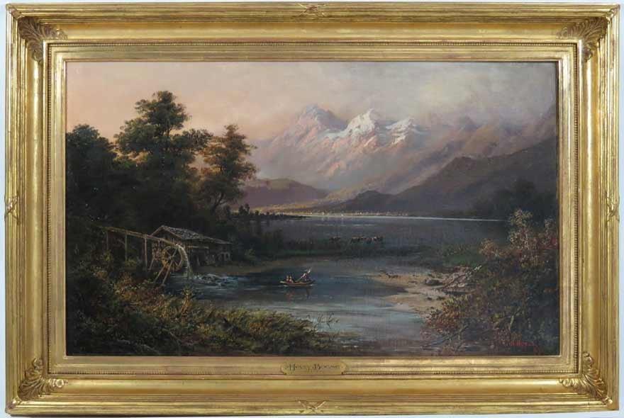 HENRY BOESE (American, 1824-1863)