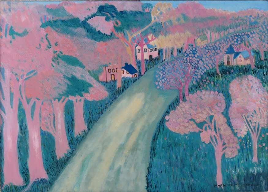 MARGUERITE THOMPSON ZORACH (American, 1887-1968)