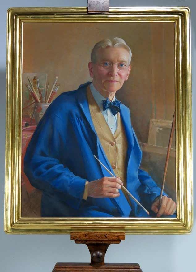 GEORGE FREDERICK KABER (American, 1860-1945)