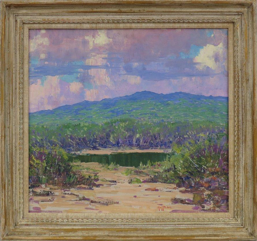 HARRY LESLIE HOFFMAN (American, 1871-1964)