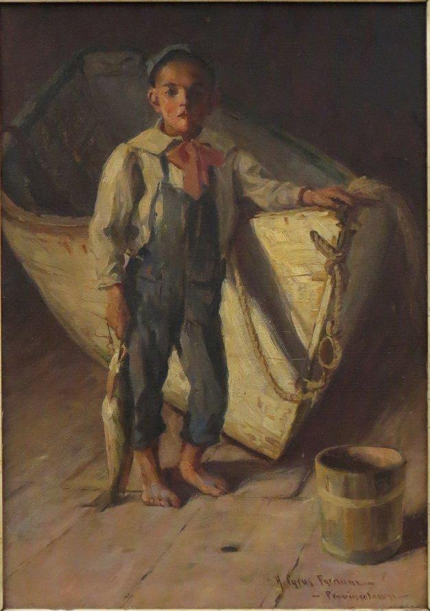 H. CYRUS FARNUM (American, b. 1886) - 3