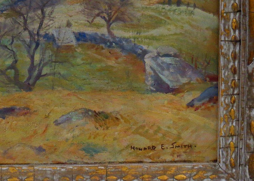 HOWARD EVERETT SMITH (American, 1885-1970) - 2