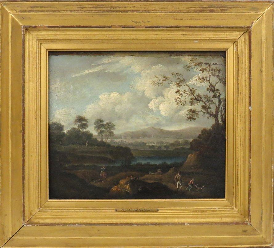 RICHARD WILSON (English, 1713-1782)