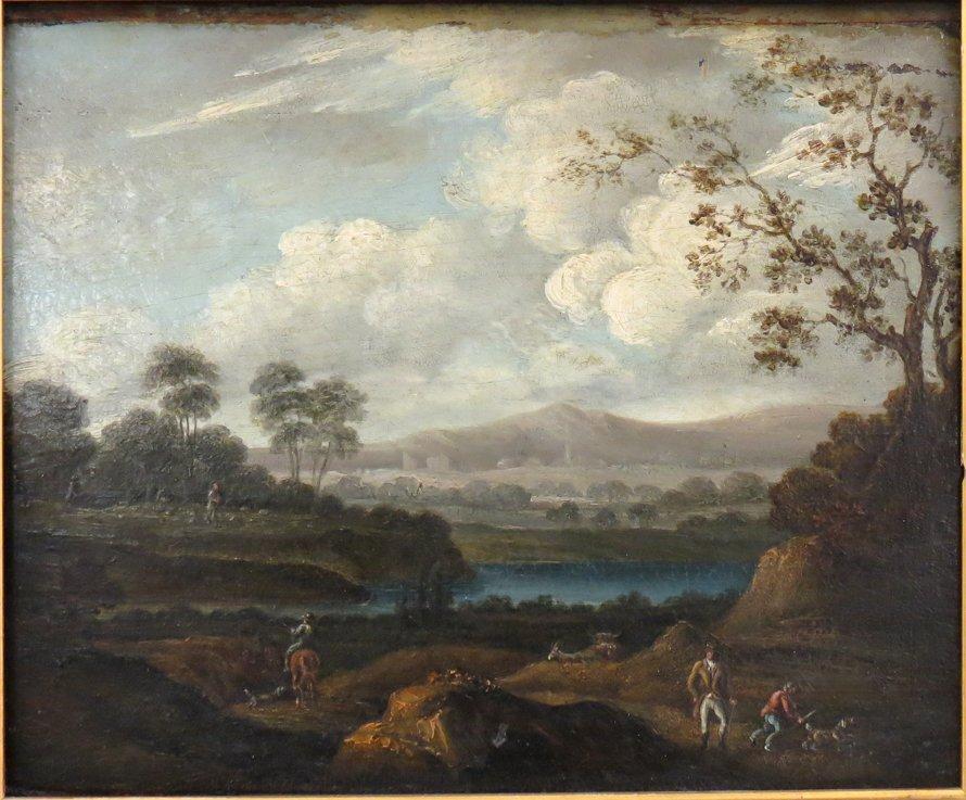 RICHARD WILSON (English, 1713-1782) - 2
