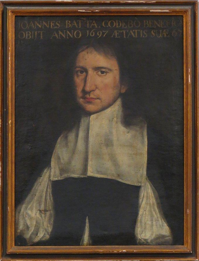 SPANISH, 17th c.