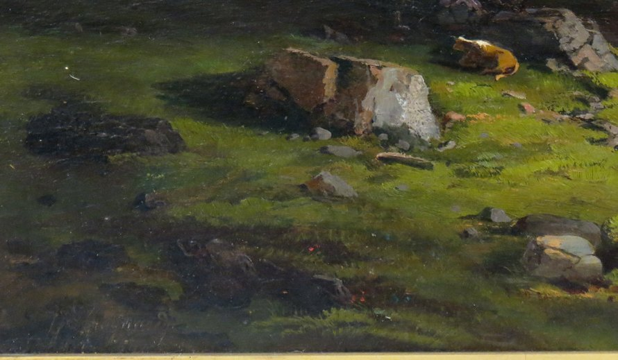 JEAN SAMSON GUIGNARD (Swiss, 1811-1897) - 2