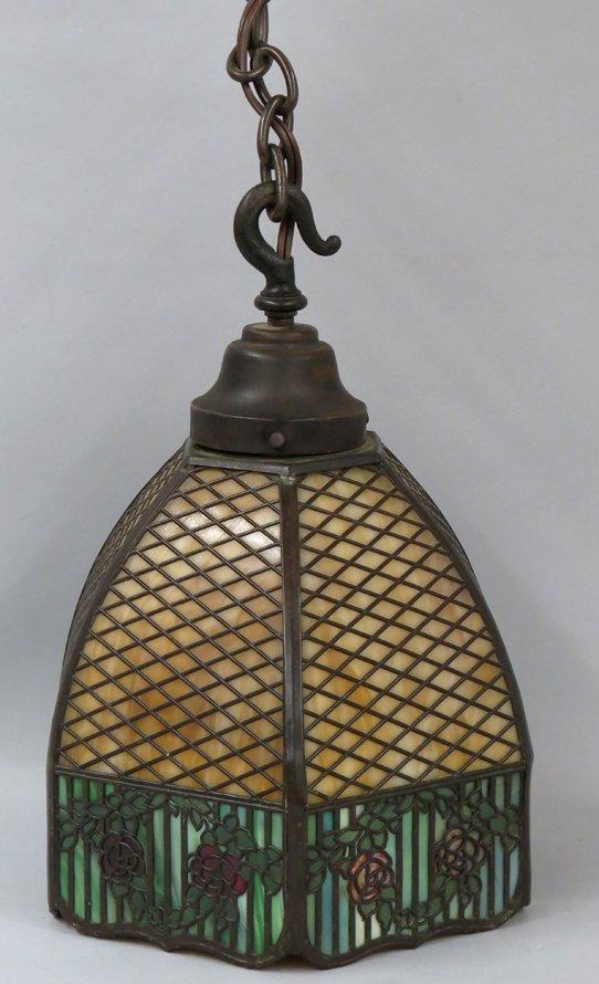 HANDEL HANGING HALL LAMP
